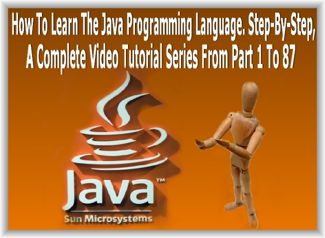 Java Tutorial Thenewboston Complete Series new dvd - alsanaya